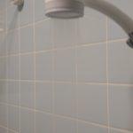 低水圧用ふんわりシャワーを設置