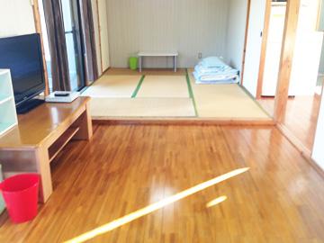 沖縄民宿美ら海くん!の部屋