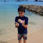 ガチで青い!民宿周辺のビーチ・海の写真集