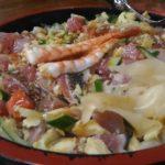 ふく寿司の沖縄ちらし寿司