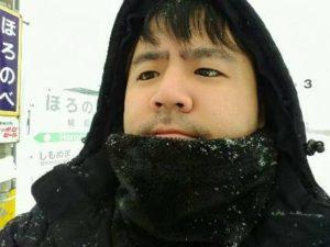 北海道は寒かったです
