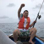 【報告】民宿★美ら海くん!で釣り体験