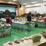 恩納村名嘉真産業祭り