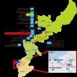 沖縄エアポートシャトル ハレクラニ沖縄前(伊武部希望ヶ丘入口)バス停新設